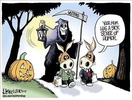 halloween cartoons   THE WAKING GIANT