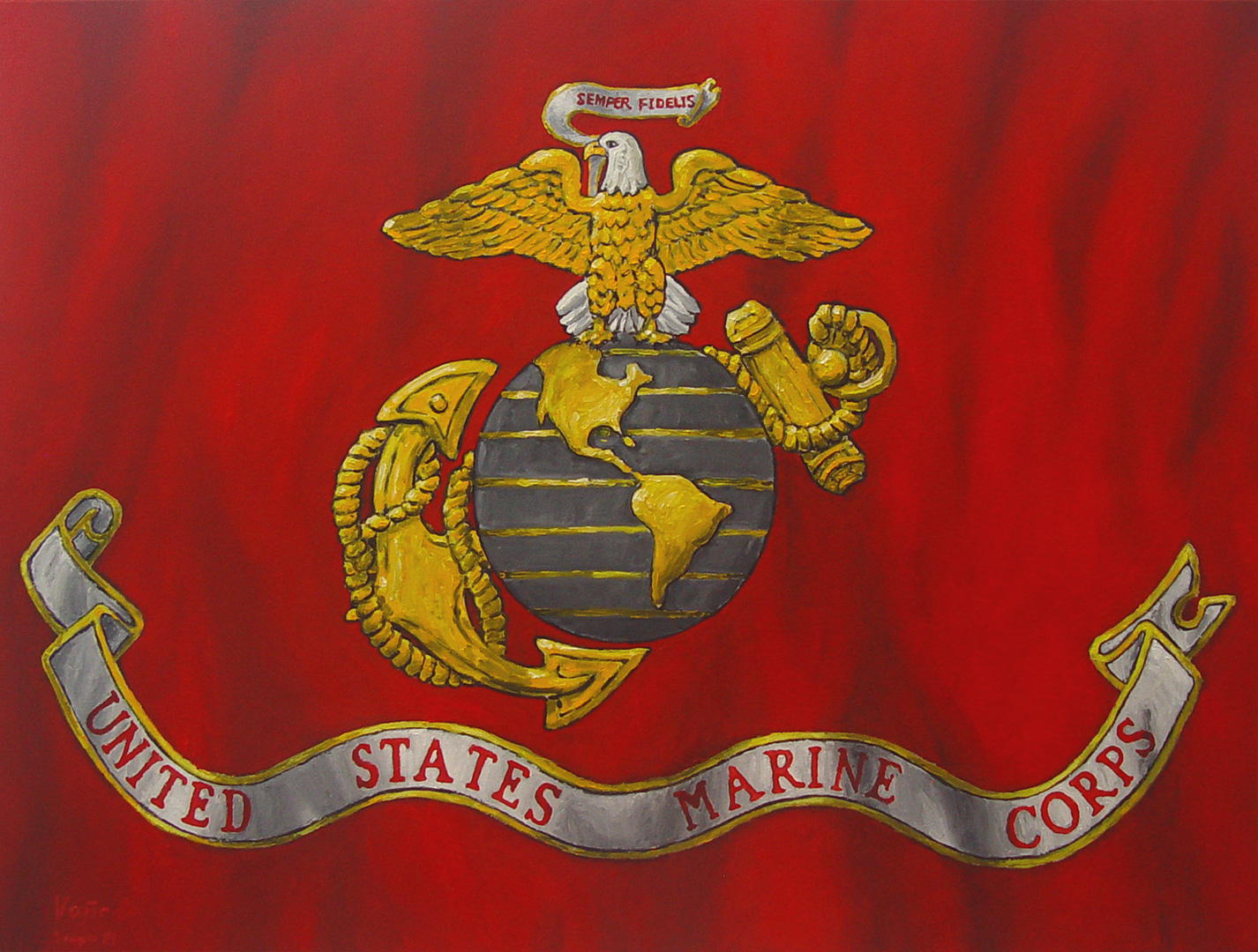 THE WARRIOR SONG – THE UNITED STATES MARINE CORPS | THE ...