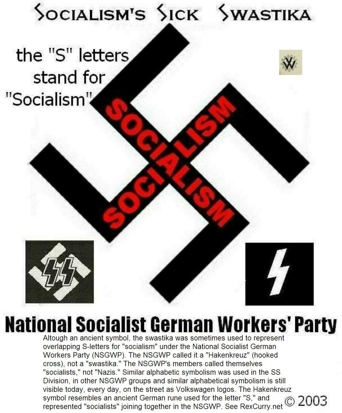 socialistswastika