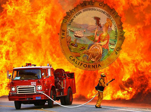californiaonfire