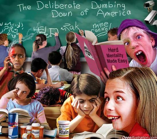 childrendumbeddowninschools